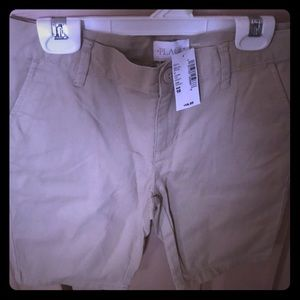 Girls size 10 uniform shorts